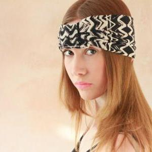 Workout headband, Turban Headband, ..