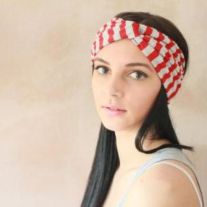 Workout headband -Turban Headband, ..